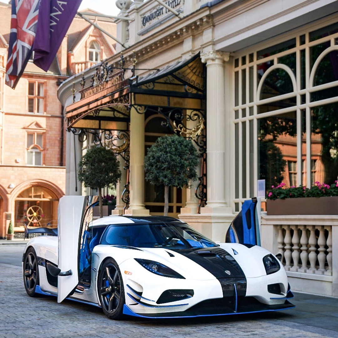 Koenigsegg Agera RS1 London