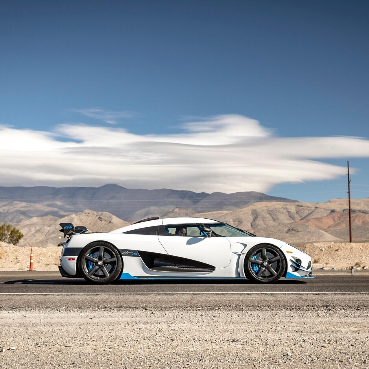 Koenigsegg Agera Rs 1: EXCLUSIVE: Koenigsegg Agera RS1 Owner Whitesse JR