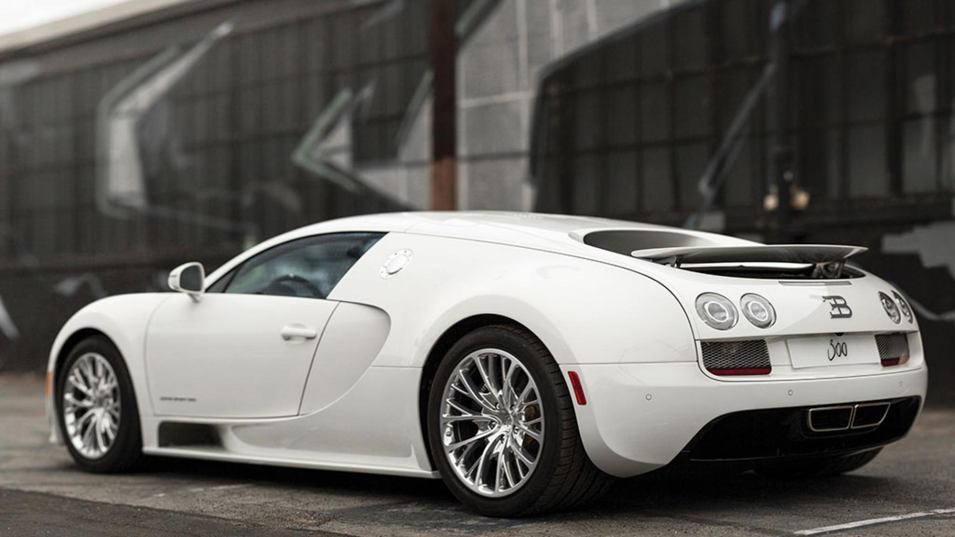Bugatti Veyron Supersport 300