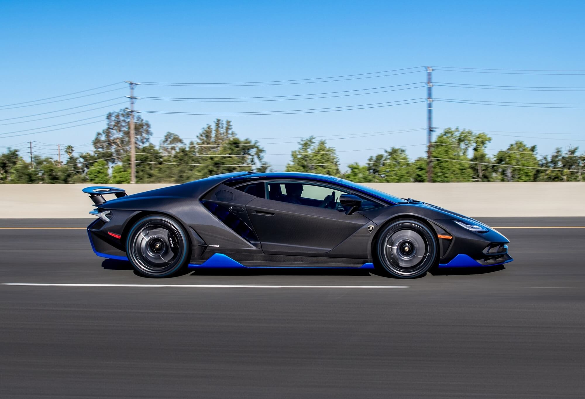 Exclusive First Lamborghini Centenario Delivered Stateside Cars247