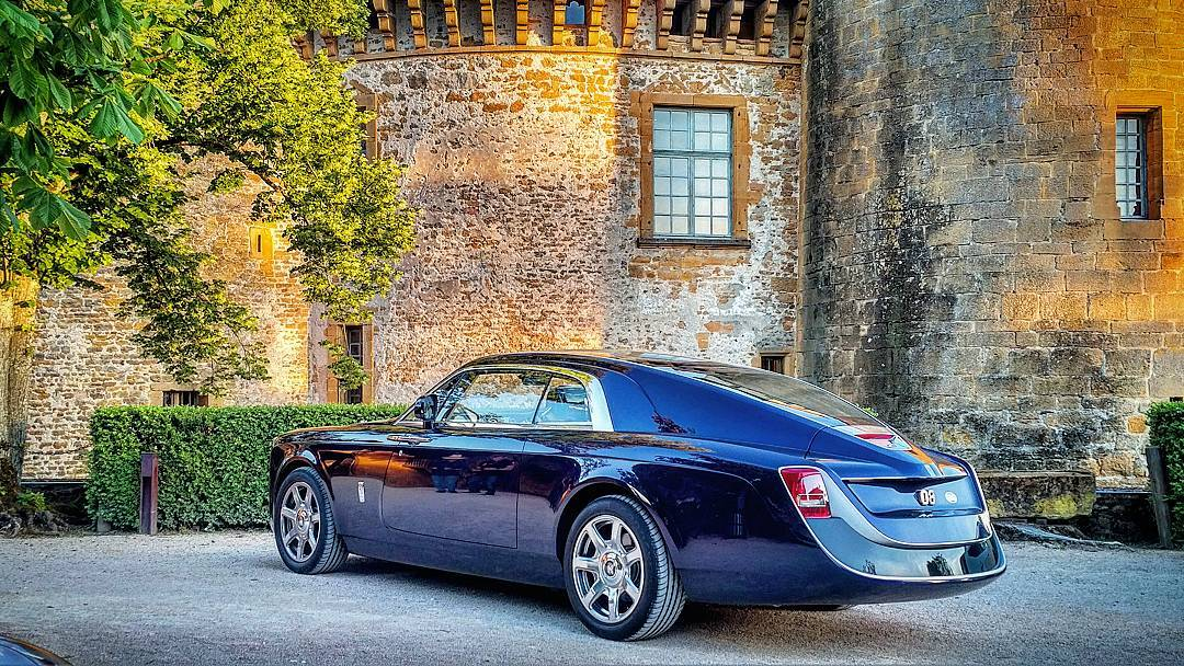 Car Wraps Cost >> EXOTIC: £10M Rolls Royce Sweptail - Worlds Most Expensive ...