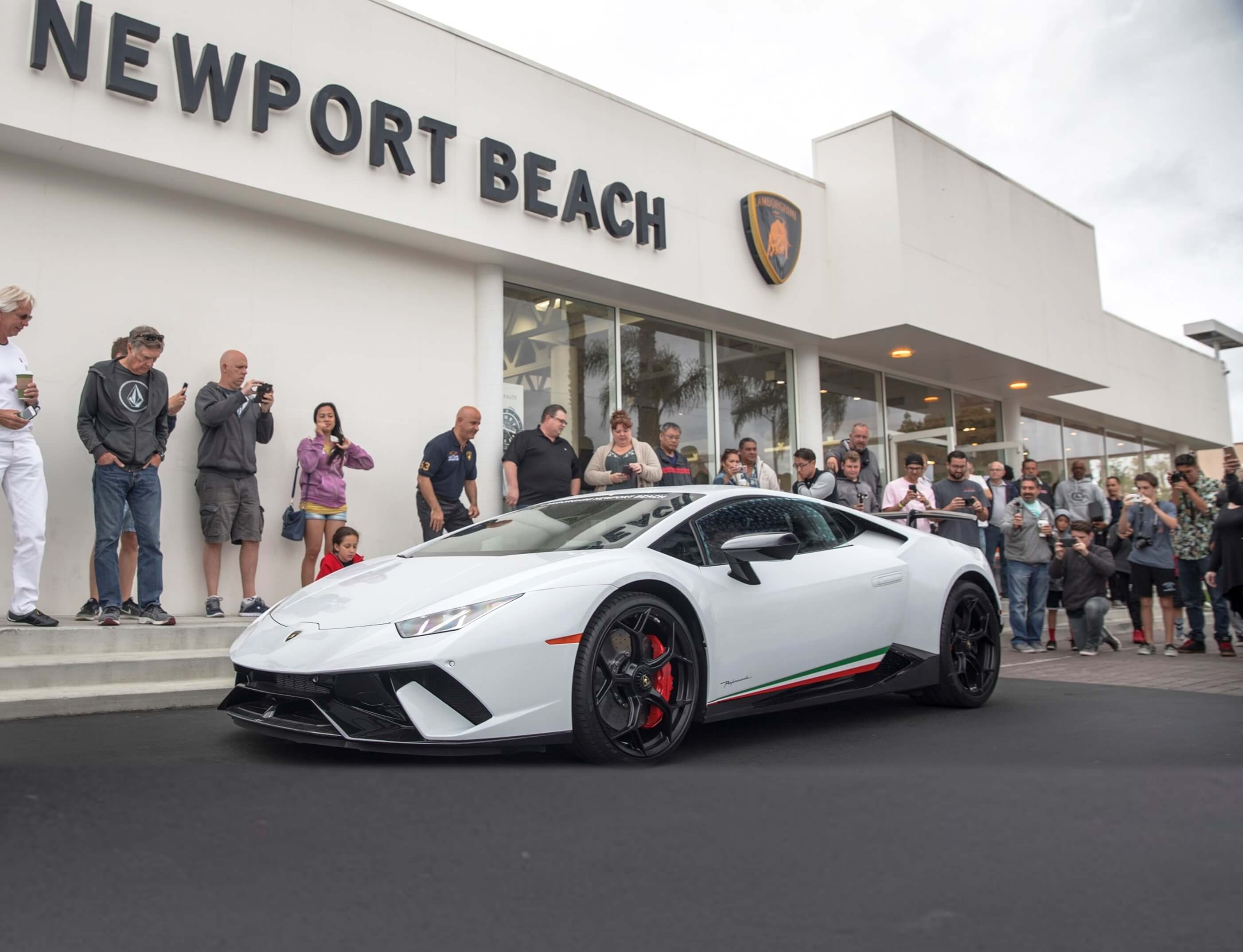 EXCLUSIVE Lamborghini Newport Beach Supercar Show Cars - Lamborghini newport beach car show 2018