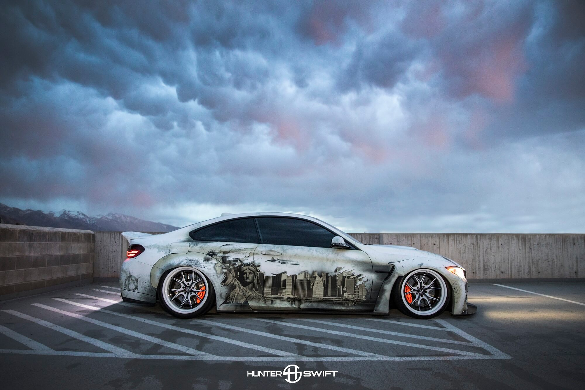 Liberty Walk BMW M4