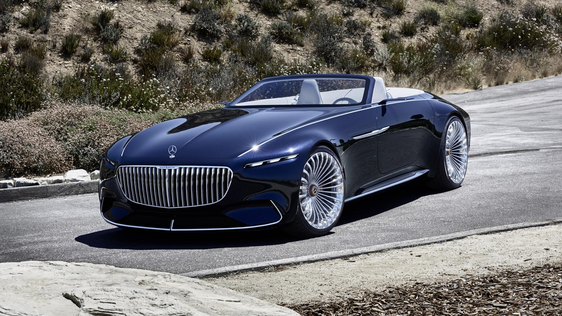 Maybach 6 Cabriolet