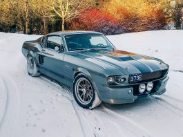 67 Shelby GT500